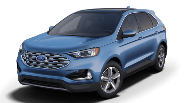 New 2019 Ford Edge SEL SUV in Manteca